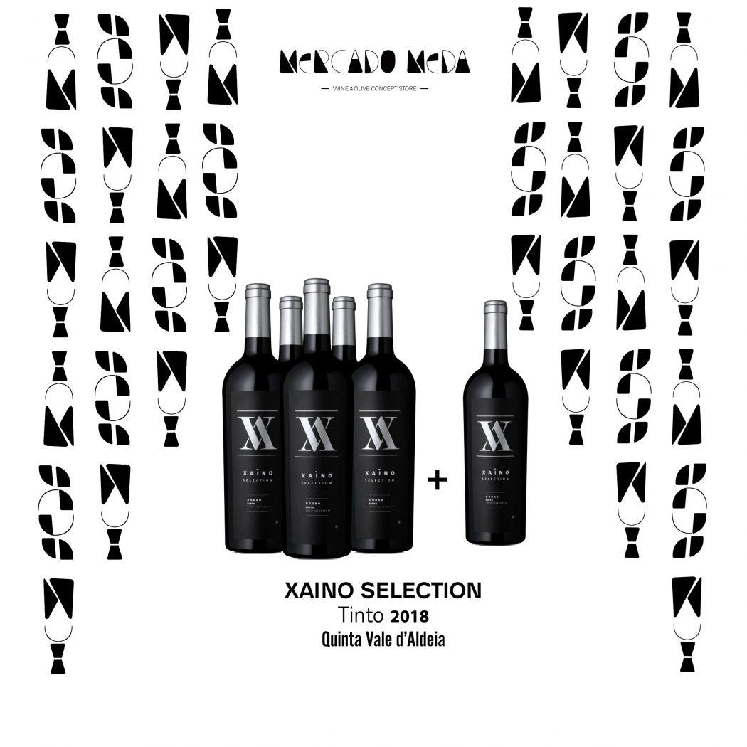Mercado Box Vinho Xaino Selection