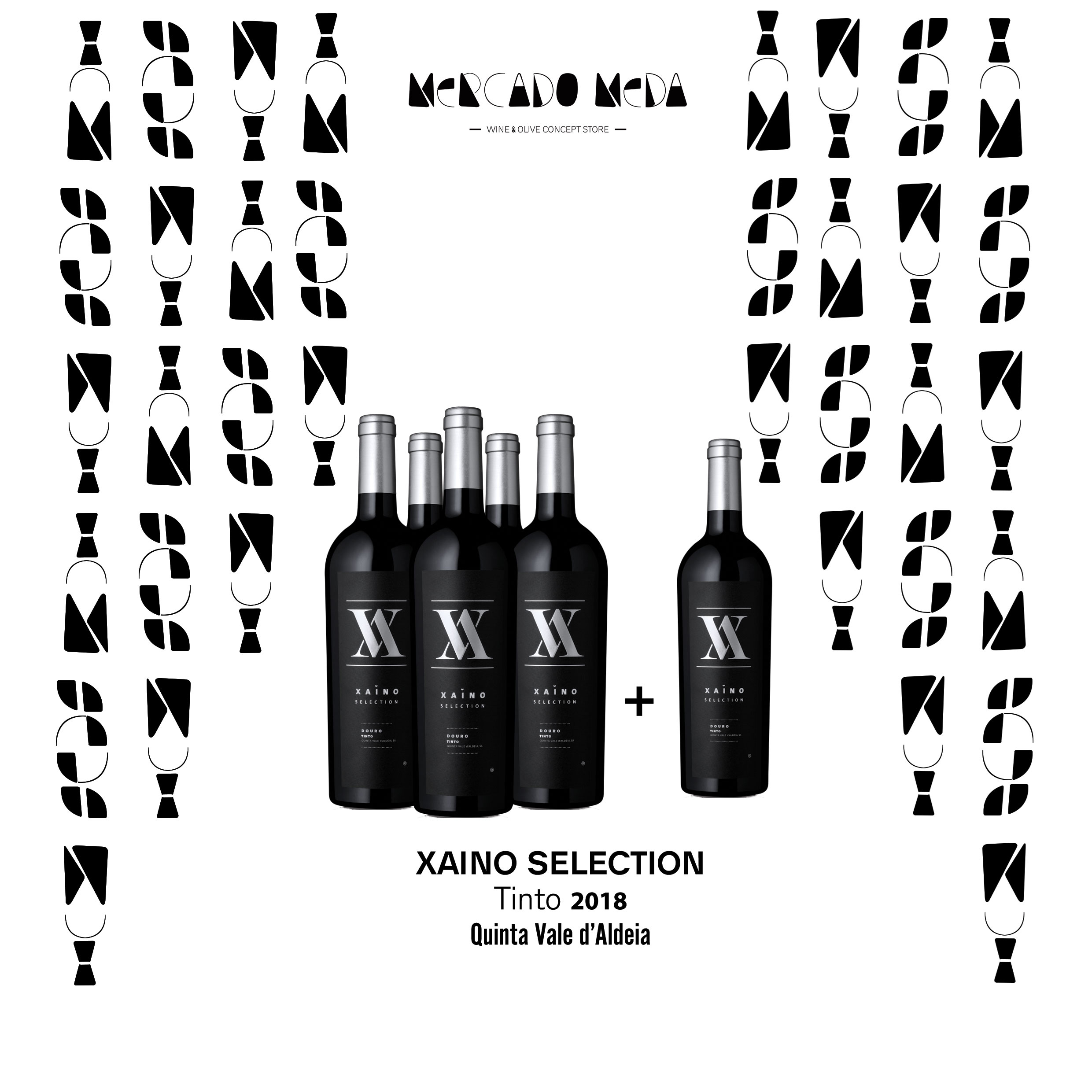 Mercado Box Vinho Xaino Selection