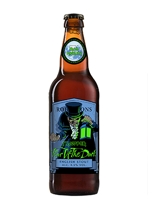 Cerveja Trooper Fear Dark