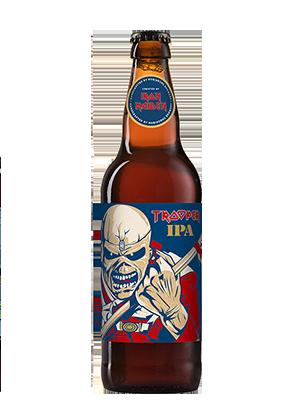Cerveja Trooper IPA Iron Maiden